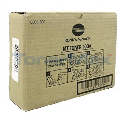 MINOLTA 1030 TONER BLACK (103A)